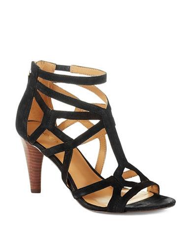 NINE WESTMelancholy Strappy Heels