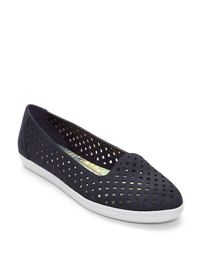 Buy Dexlee Perforated Flats by Easy Spirit online