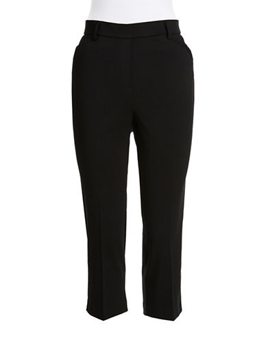 Rafaella Plus Plus Power Stretch Skinny Capri Pants