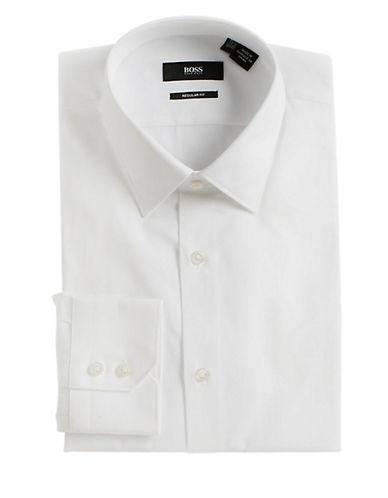 HUGO BOSSSlim Fit Cotton Dress Shirt