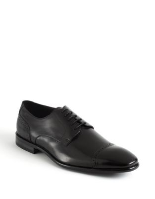 Hugo Boss Metost Leather Oxford Shoes