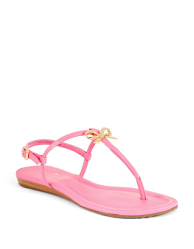 KATE SPADE NEW YORK Tracie Thongs Sandals