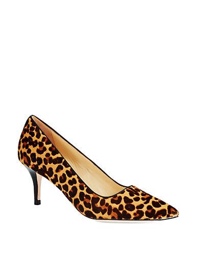 COLE HAANBradshaw Leopard-Print Calf Hair Pumps