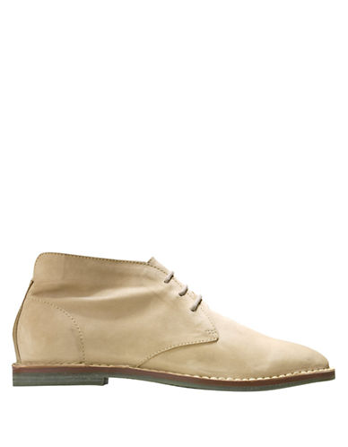 Cole Haan Orson Leather Chukka Boots