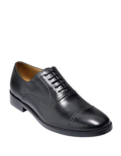 Cole Haan Cambridge Leather Cap Toe Oxfords