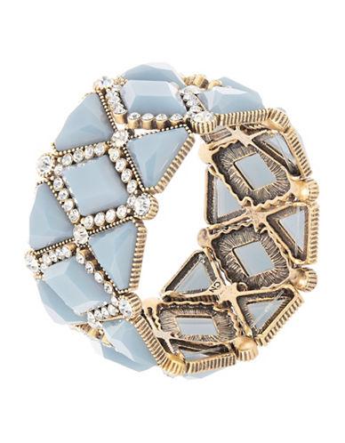 R.J. Graziano Rhinestone Stretch Bracelet