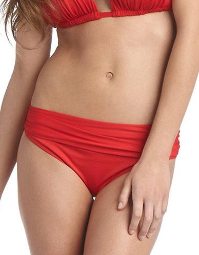 Shop La Blanca online and buy La Blanca Banded Hipster Swim Bottoms dress online
