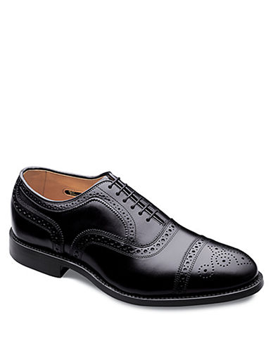 ALLEN EDMONDS Strand Leather Brogue Oxfords