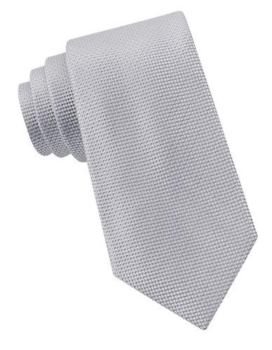 BLACK BROWN 1826Addington Silk Tie