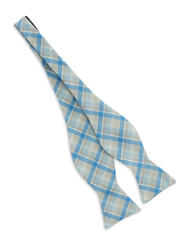 TED BAKER Plaid Bow Tie