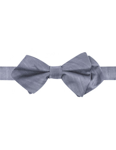 LORD & TAYLOR KIDS Silk Striped Bow Tie