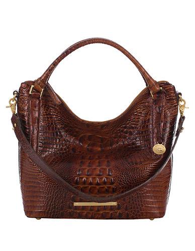 BRAHMINNorah Leather Shoulder Bag