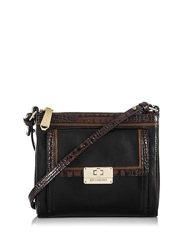 BRAHMINMimosa Leather Crossbody Bag