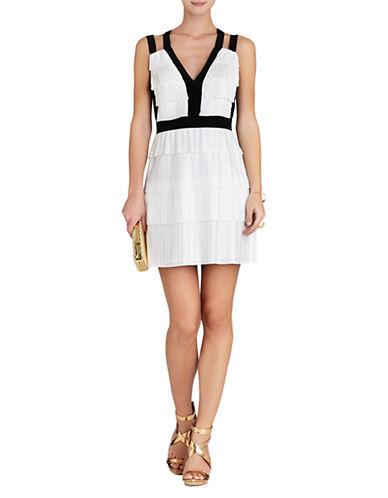 BCBGMAXAZRIAHartley Tiered Dress