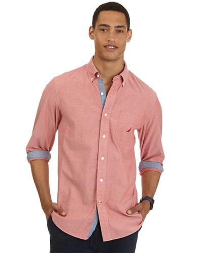 NAUTICAClassic Fit Sport Shirt
