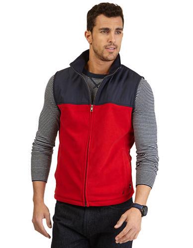 NAUTICANautex Fleece Full Zip Vest
