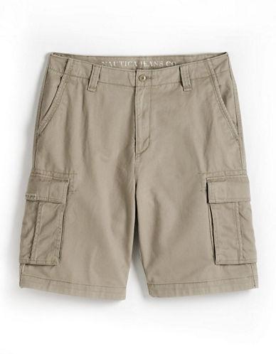 NAUTICACotton Cargo Shorts