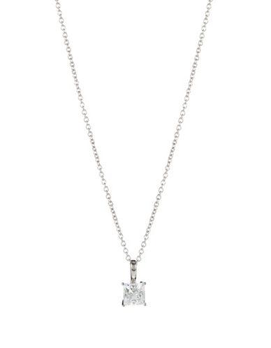 CRISLUCubic Zirconia Pendant Necklace