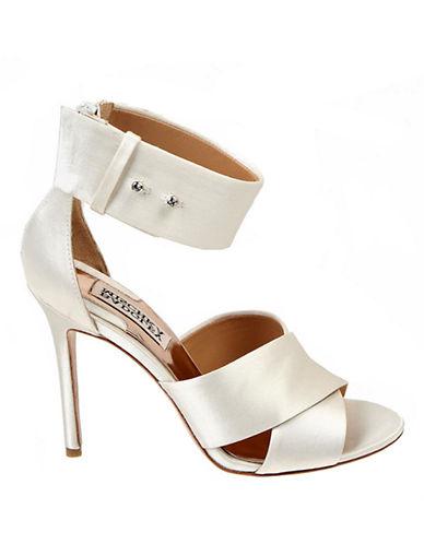 BADGLEY MISCHKAKassie Satin High-Heel Sandals