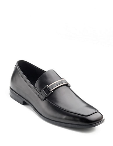 KENNETH COLE NEW YORKTake Me Home Leather Loafers
