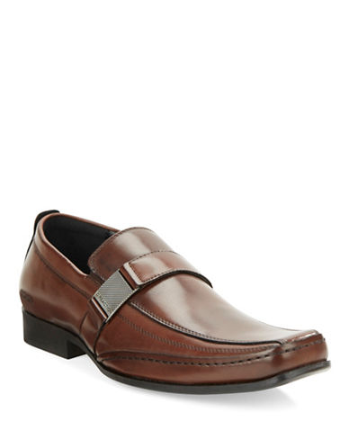 KENNETH COLE REACTIONMoney Down Bicycle Toe Loafers