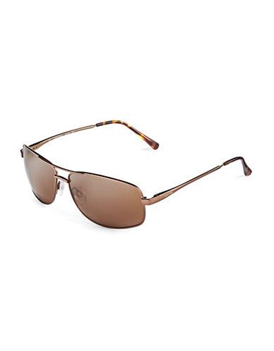 CALVIN KLEINAviator Sunglasses