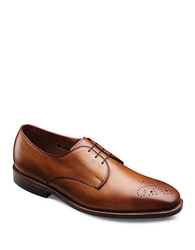 ALLEN EDMONDSFlat Iron Leather Oxfords