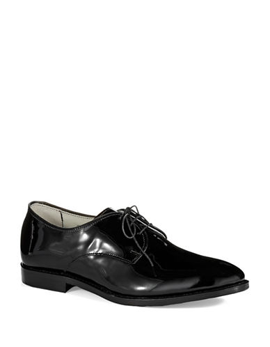 ALLEN EDMONDS Mayfair Patent Dress Shoes