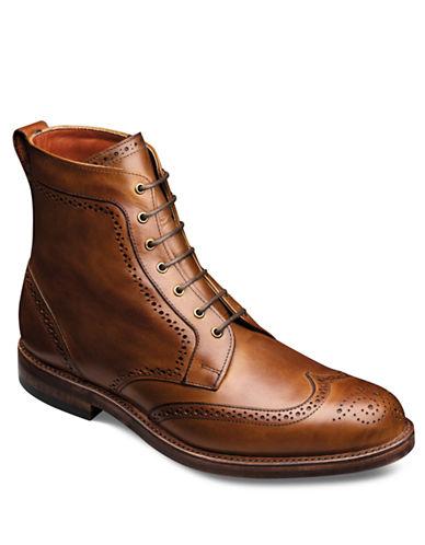 ALLEN EDMONDSDalton Leather Wingtip Ankle Boots
