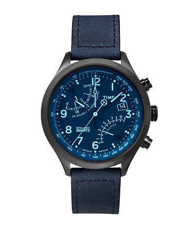 TIMEX Mens Intelligent Quartz Fly Back Chronograph Watch