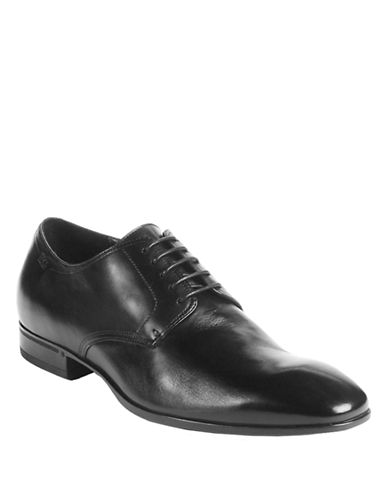HUGO BOSS Veros Leather Dress Shoes
