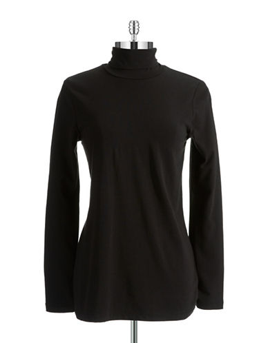 DKNY Turtleneck Tee