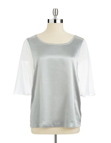 Dknyc Batwing Sleeved Blouse