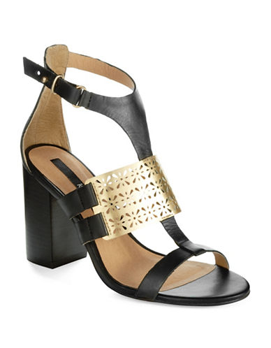 KENSIE Imelda High-Heel Sandals
