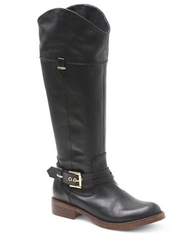 KENSIEStefan Leather Knee Boots