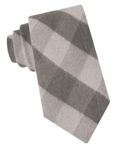 michael kors male perfect plaid silkblend tie