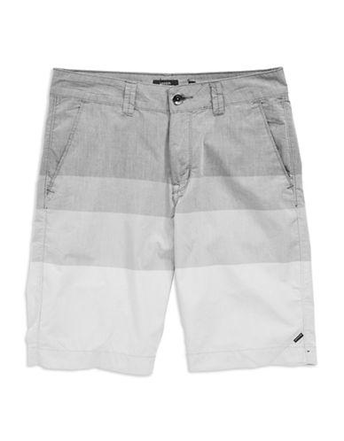 UNION JEANSStriped Chino Shorts