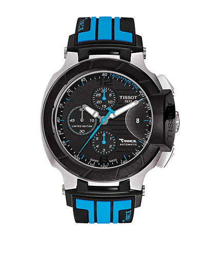 TISSOT Mens T-Race Moto GP Limited Edition Chronograph Watch