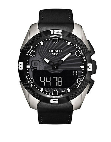 TISSOT Mens T Touch Expert Solar Tony Parker Limited Edition Watch