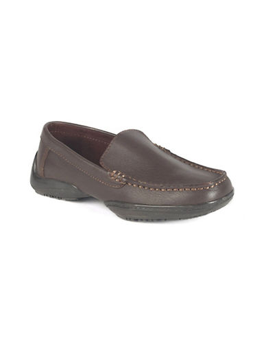 KENNETH COLEDriving Dime Leather Loafers