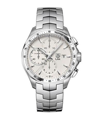 TAG HEUERMens Link Chronograph Watch