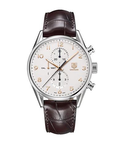 TAG HEUERMens Carrera Calibre 1887 Chronograph Watch