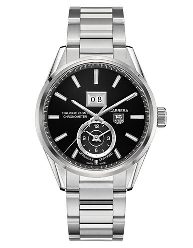 TAG HEUERMens Carrera Calibre Stainless Steel Watch