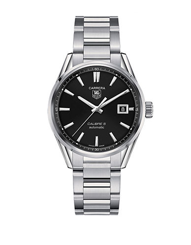 Mens Carrera Stainless Steel Calibre 5 Watch