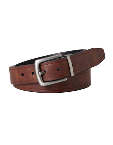 FOSSILParker Reversible Leather Belt