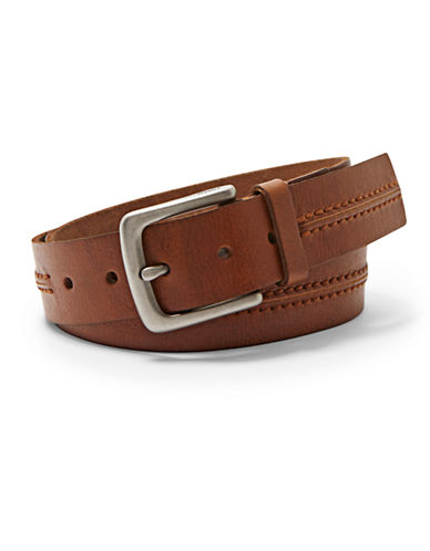 FOSSIL Theo Leather Belt