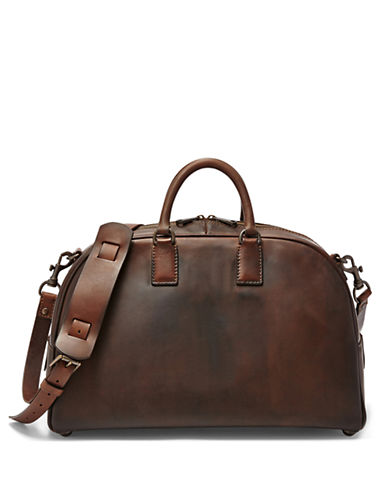 FOSSIL Walt Leather Duffle Bag