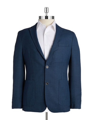 VINCE CAMUTOSlim Fit Wool Blend Blazer