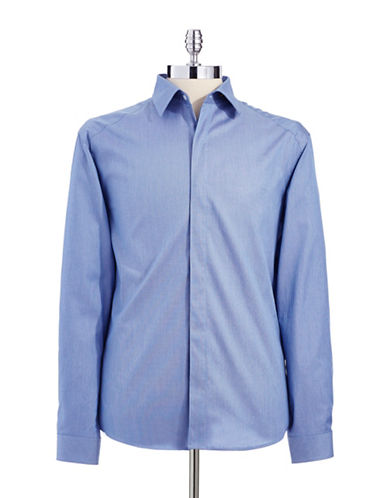 VINCE CAMUTO Button-Down Sport Shirt