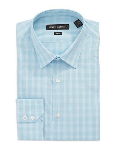 VINCE CAMUTOModern Fit Plaid Dress Shirt
